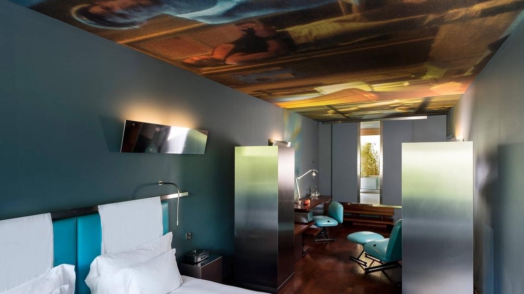 Garden & Park Loft Suite