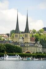 Hof Church Renaissance Lucerne Hotel
