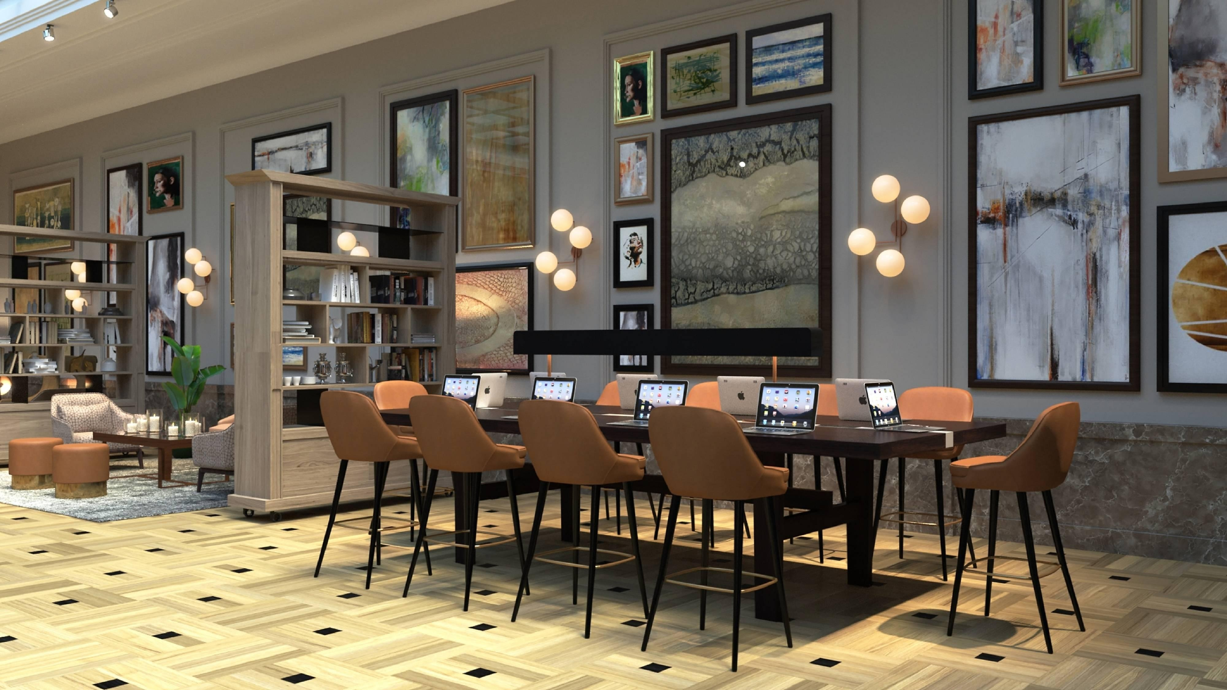 Hotel Elephant a Luxury Collection Hotel Weimar - Business Center