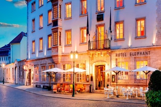 Hotel Elephant Weimar, Autograph Collection