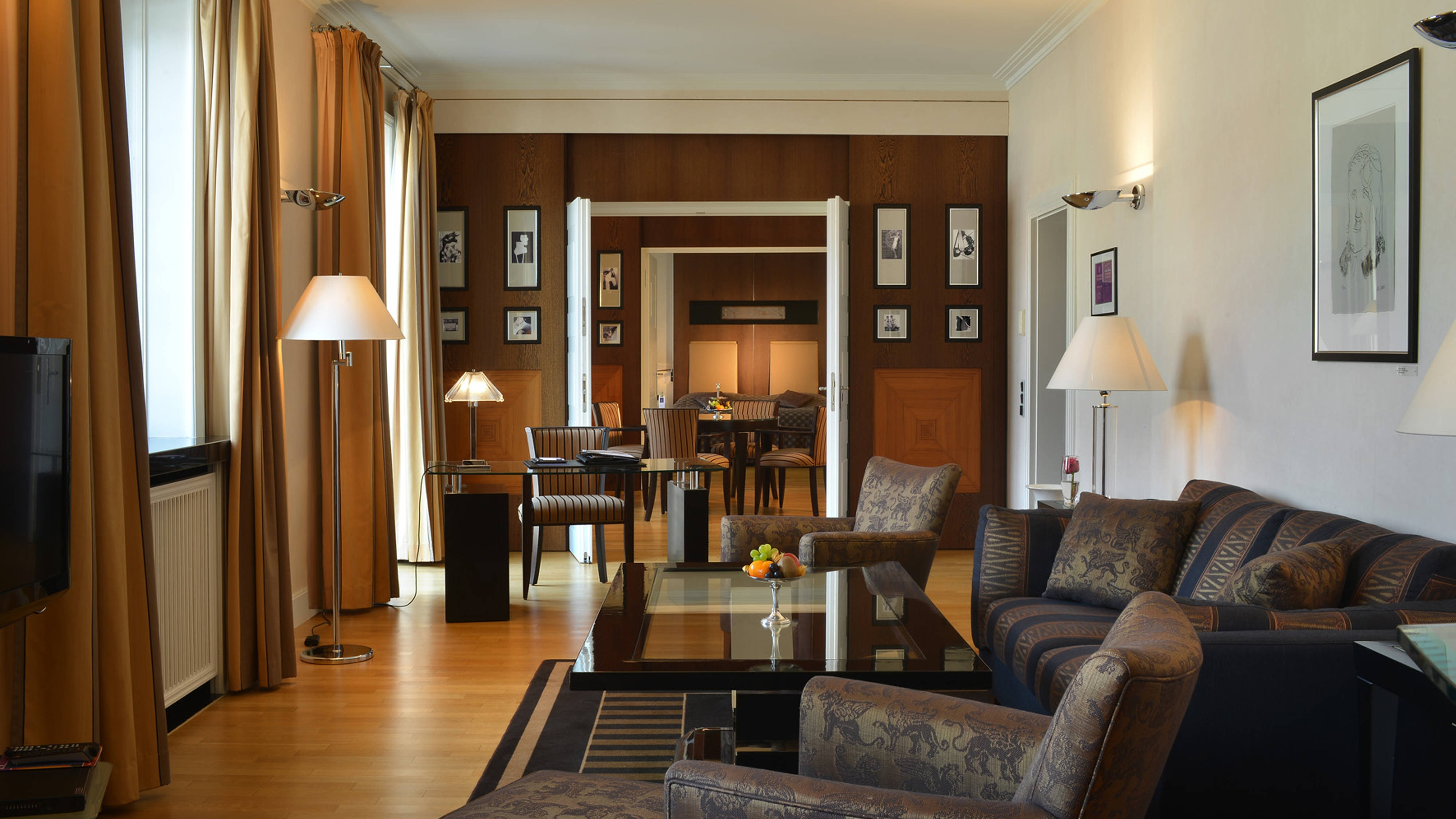 Hotel Elephant a Luxury Collection Hotel Weimar - Thomas Mann Suite