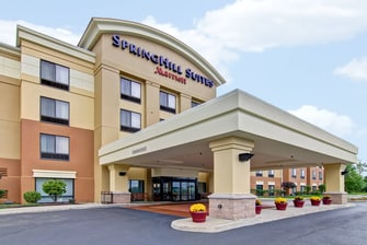 hotels erie pa