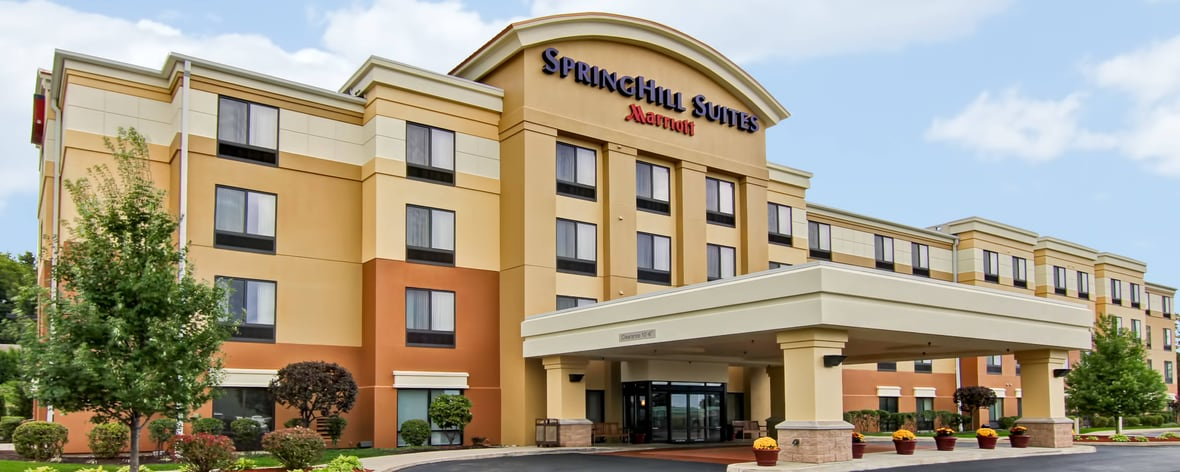 Hotels In Erie Pa >> Hotels In Erie Pa Springhill Suites Marriott