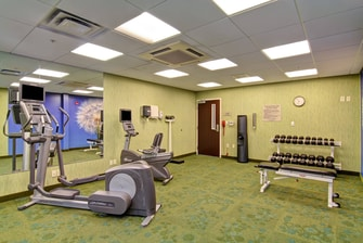 Hotels with Gym Erie PA