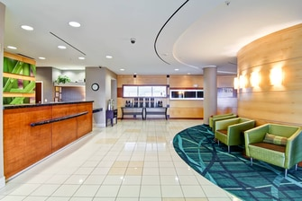 Suite Erie PA hotels Millcreek Mall