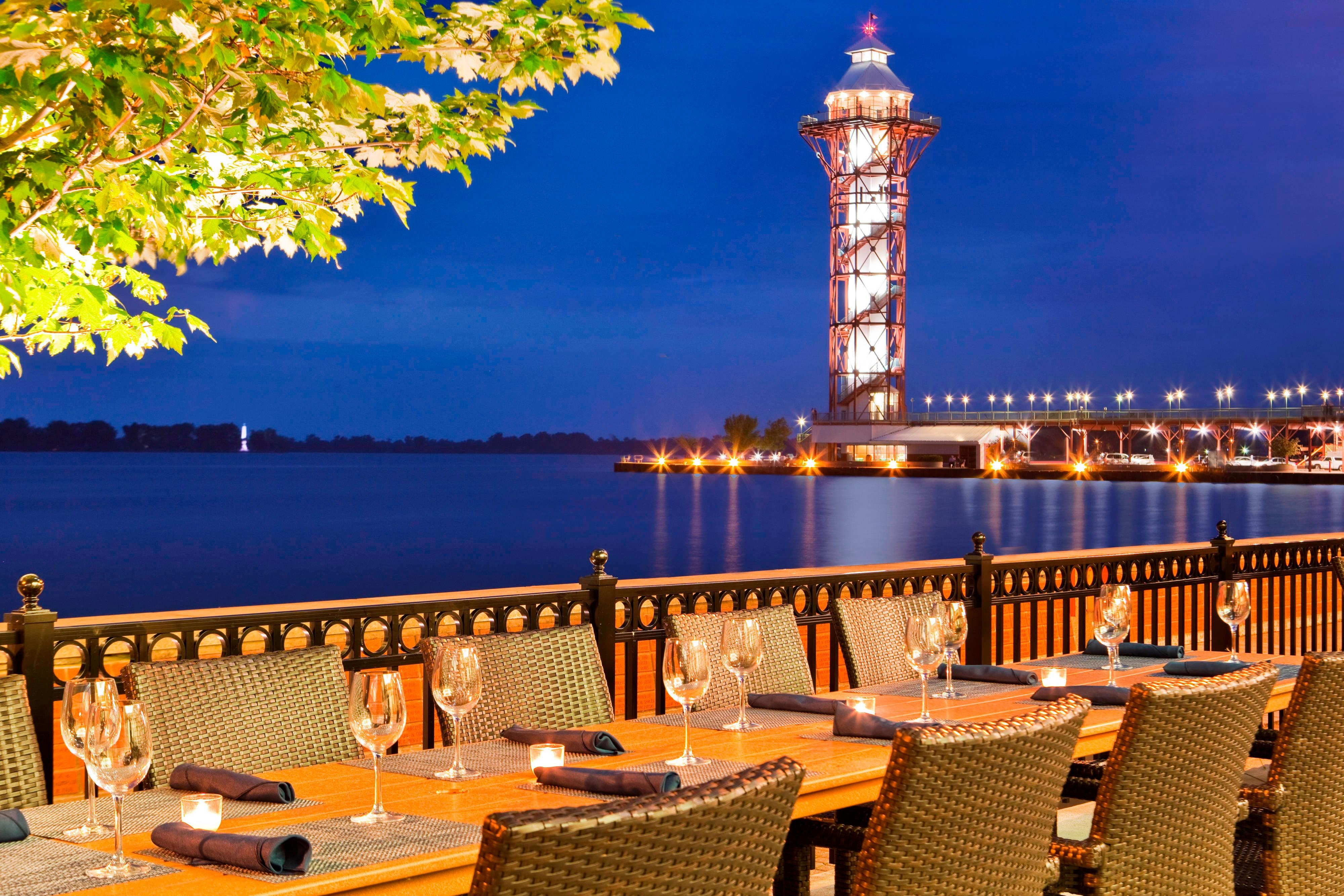 Bayfront Grille Patio