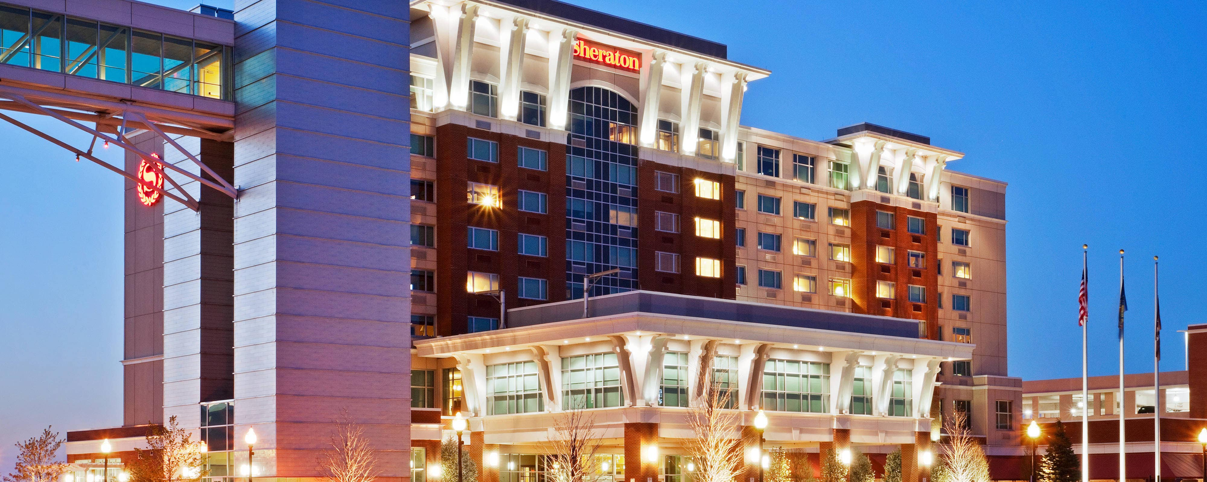 Hotels In Erie Pa >> Erie Pa Bayfront Hotel Sheraton Erie Bayfront Hotel