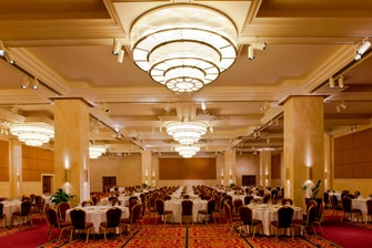Exhibition hall in Ankara hotel