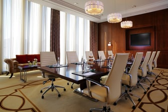 Boardroom Meetings in Ankara