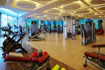 Fitness centre in Ankara hotel