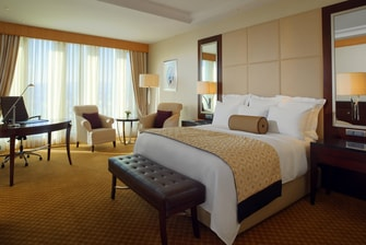 Ankara 5 star hotel rooms