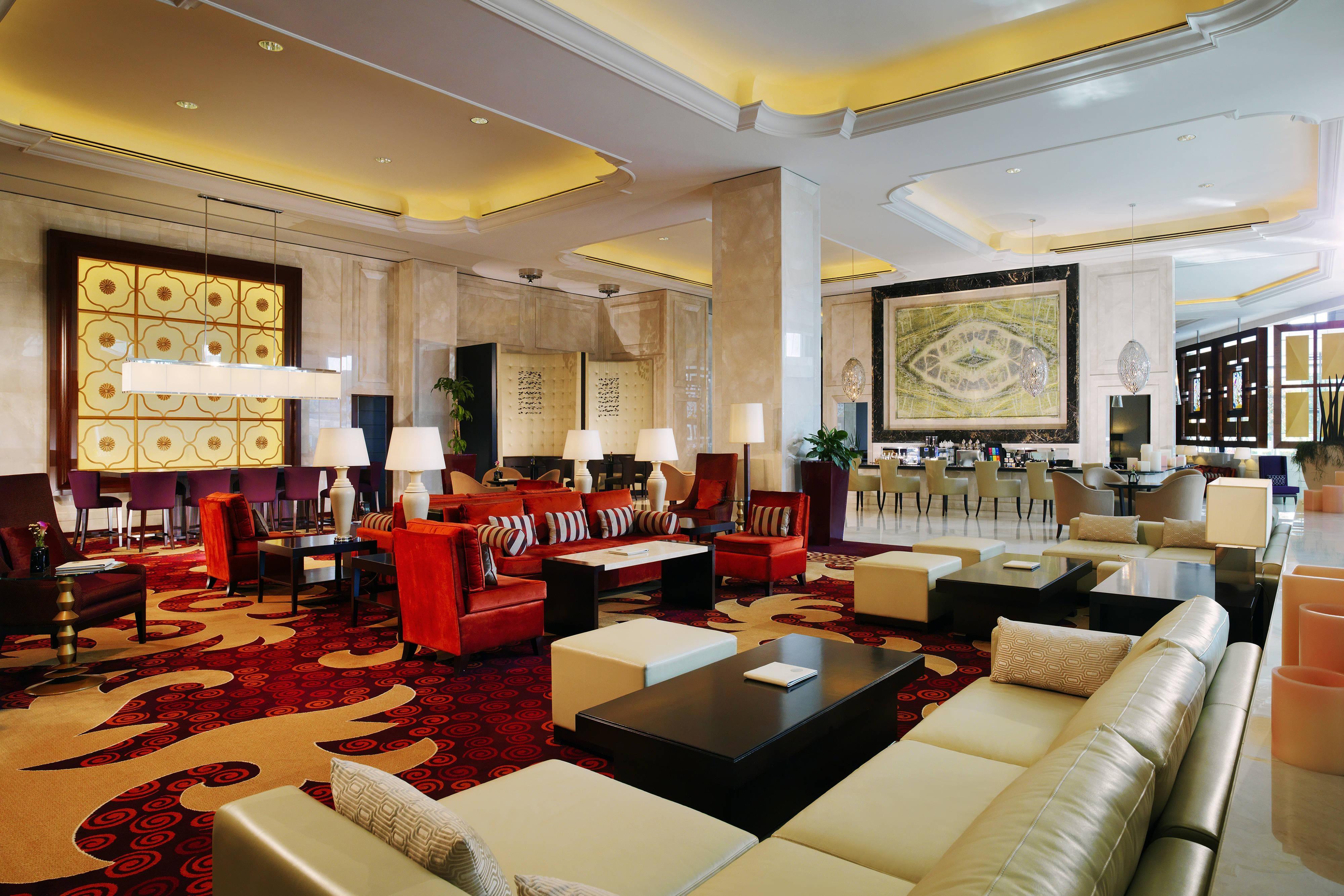 Ankara hotel lounge