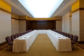 Conference facilities in Ankara hotel