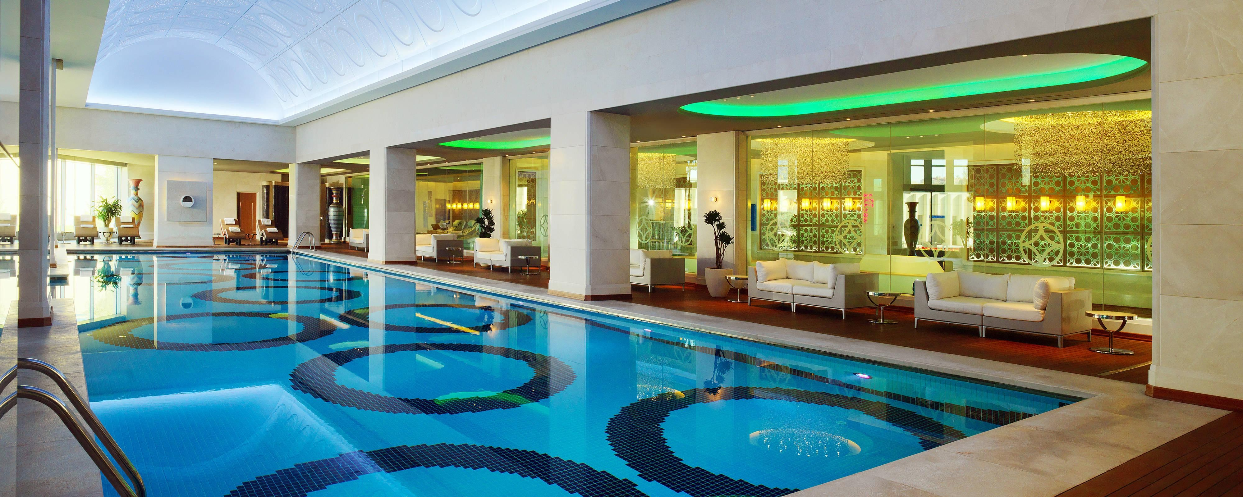 Ankara Hotel with Indoor Pool