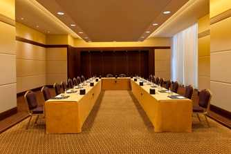Conference space in Ankara hotel