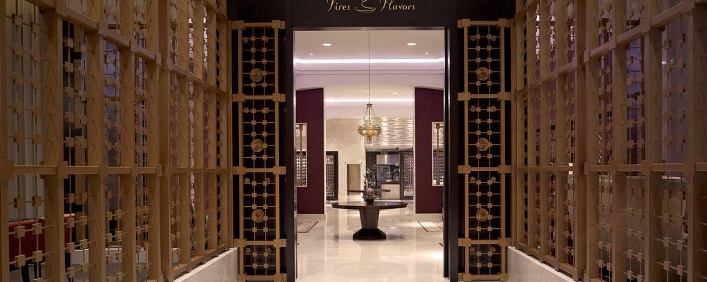 Fine dining in Ankara hotel