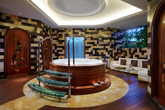 Ankara hotel turkish bath