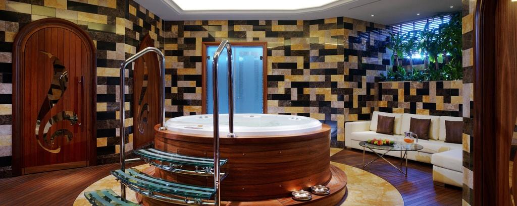 Ankara hotel turkish bath