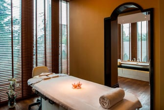 Ankara hotel with luxury spa