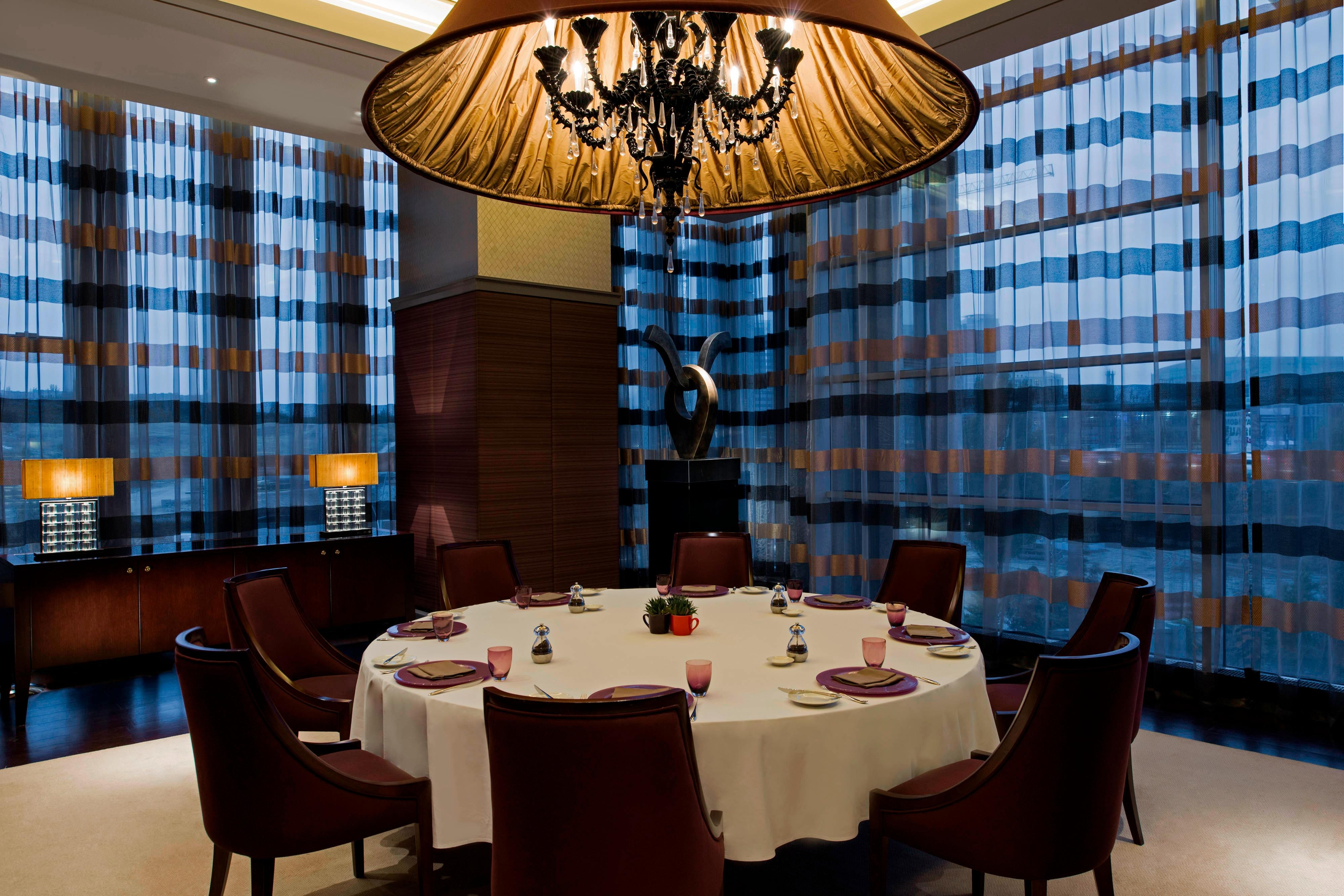 JW Steakhouse – Private Dining Room