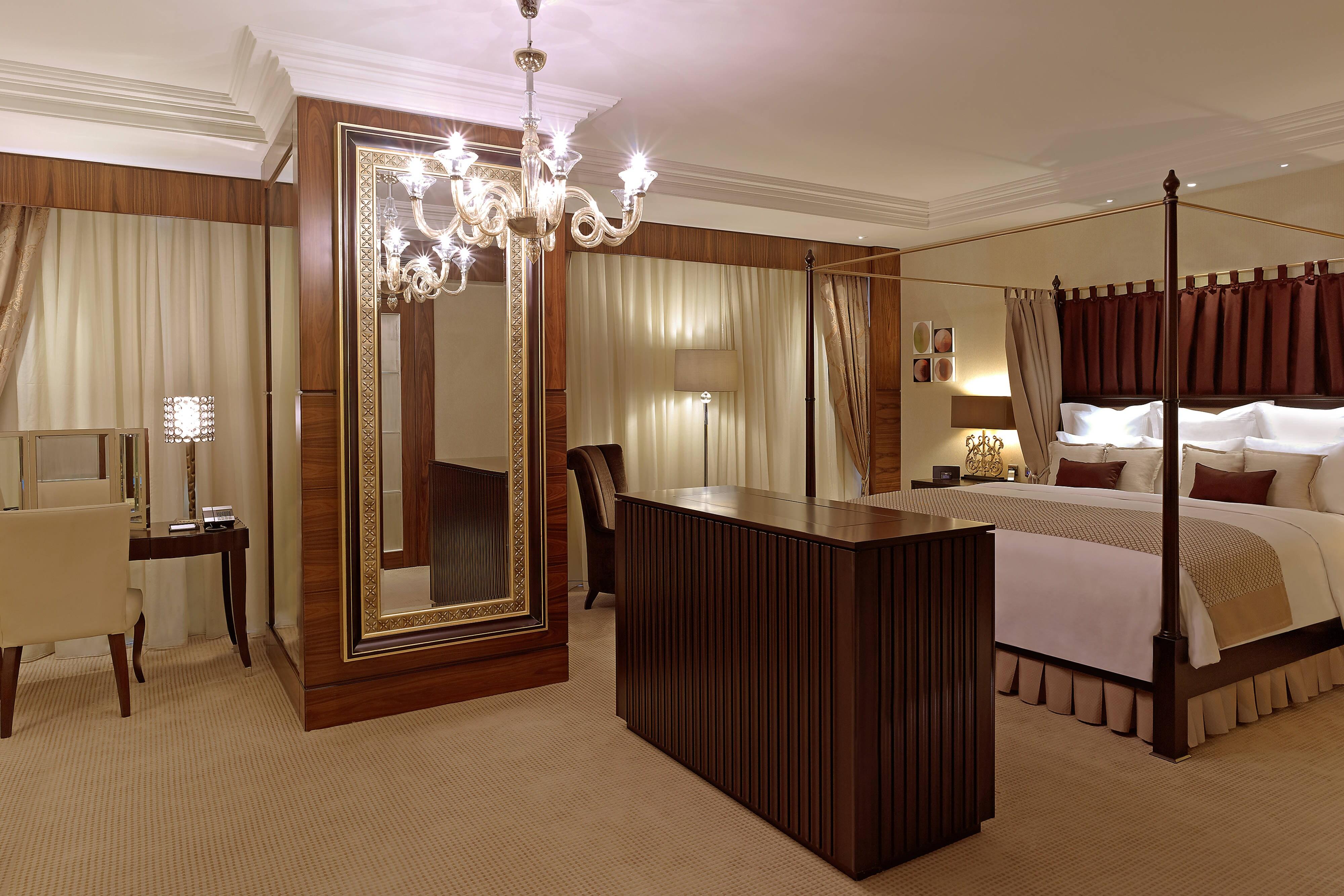 Ankara 5 star hotel suites