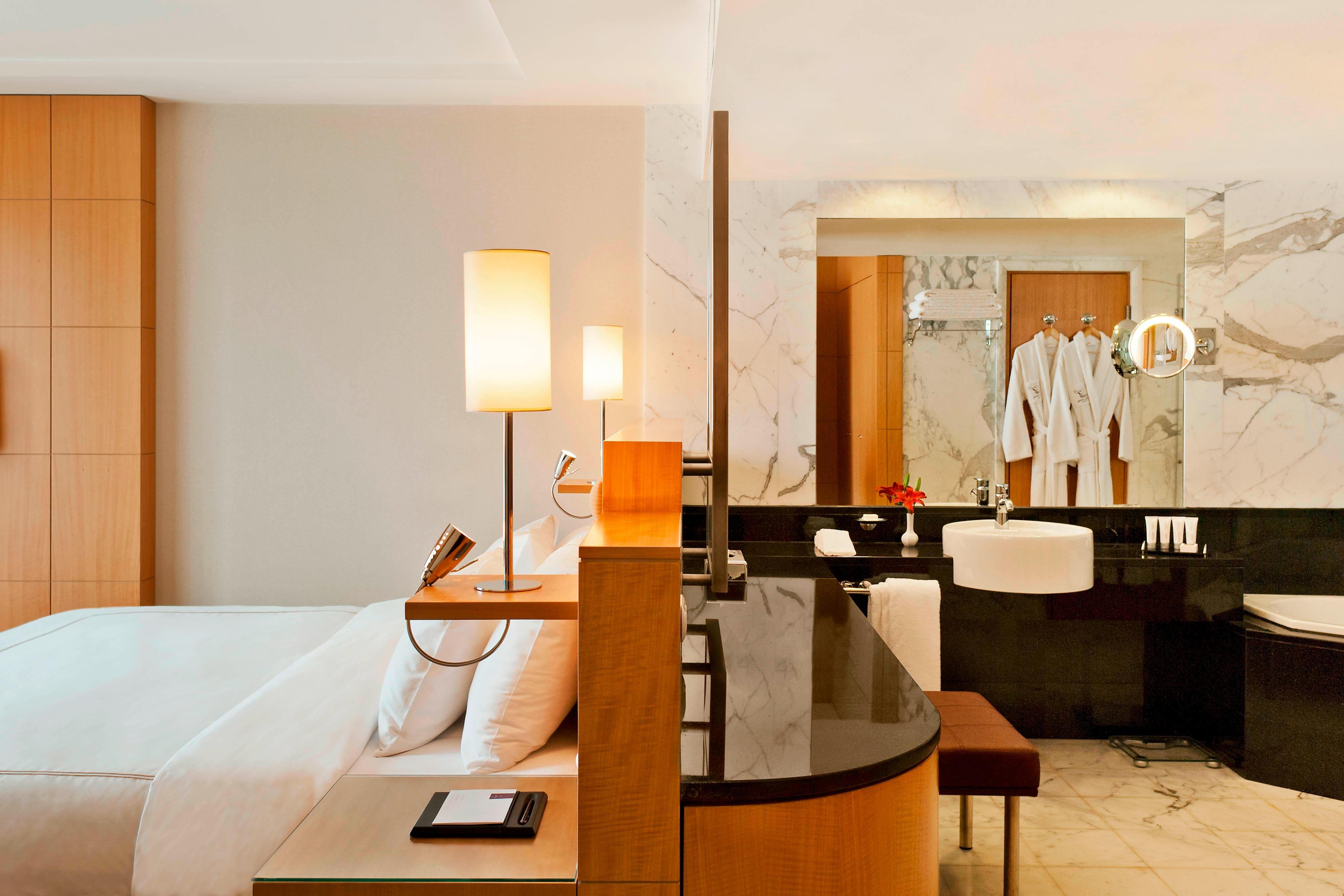 Executive Suite - Sleeping Area