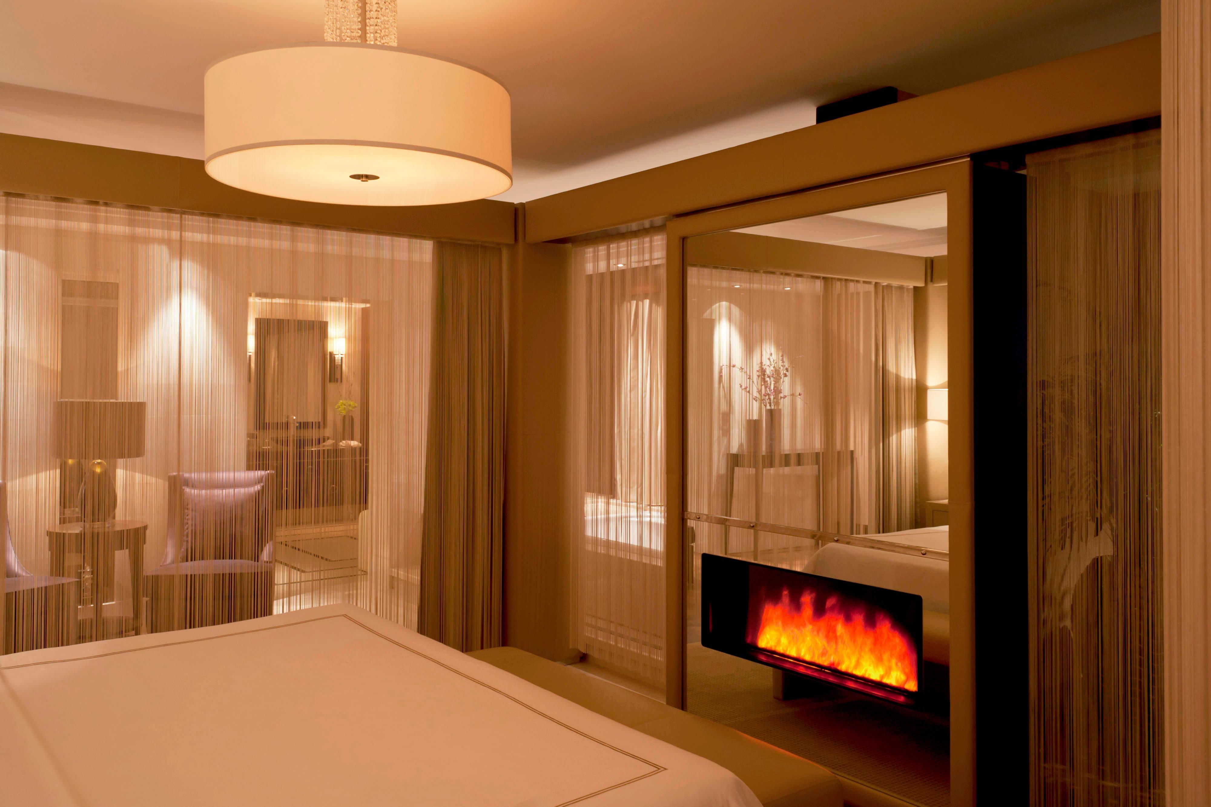 Lugal Suite - Bedroom