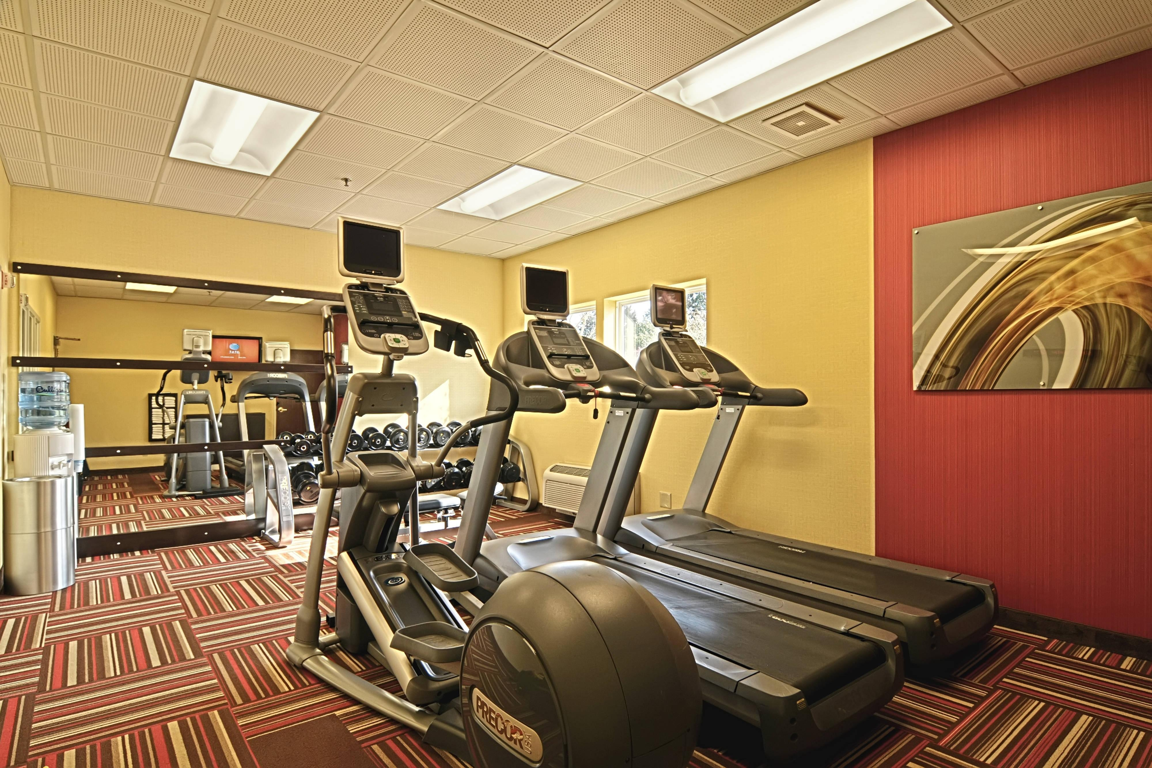 Eugene Hotel Fitness Center