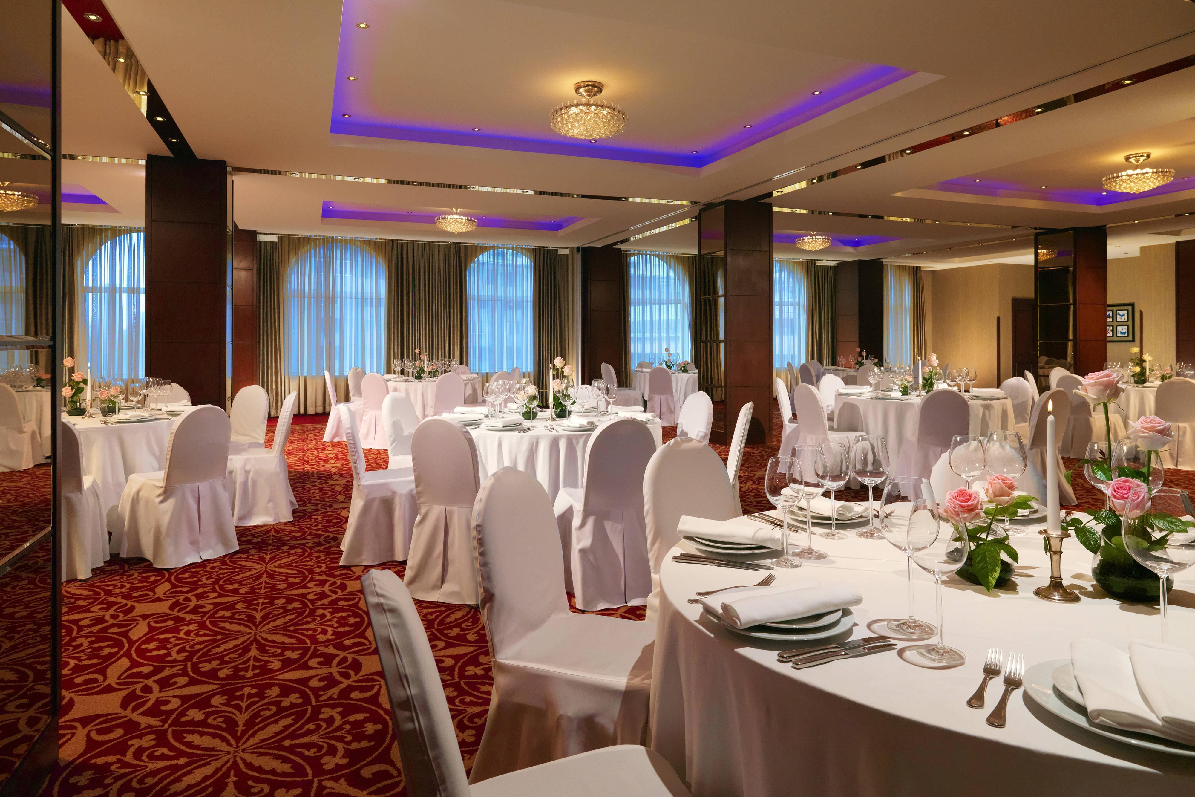 Boda en el Marriott Hotel Yerevan
