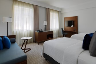 Superior Deluxe Double/Double Guest Room