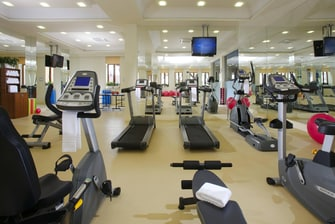 Marriott Tsaghkadzor Fitness Center