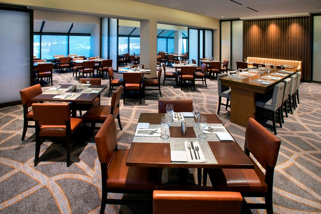 Newark New Jersey private dining