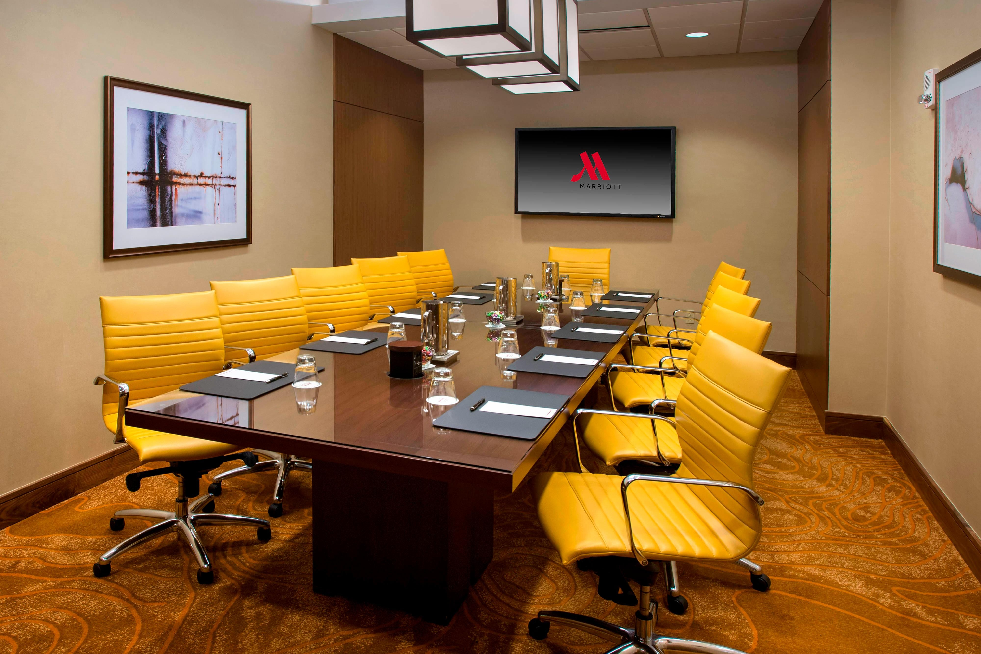 Boardroom space Newark New Jersey