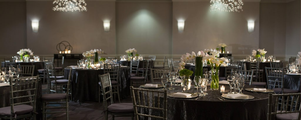 Formal Ballroom Setting