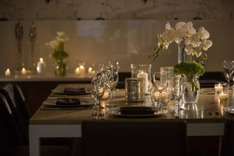 Finch's Private Dining Room