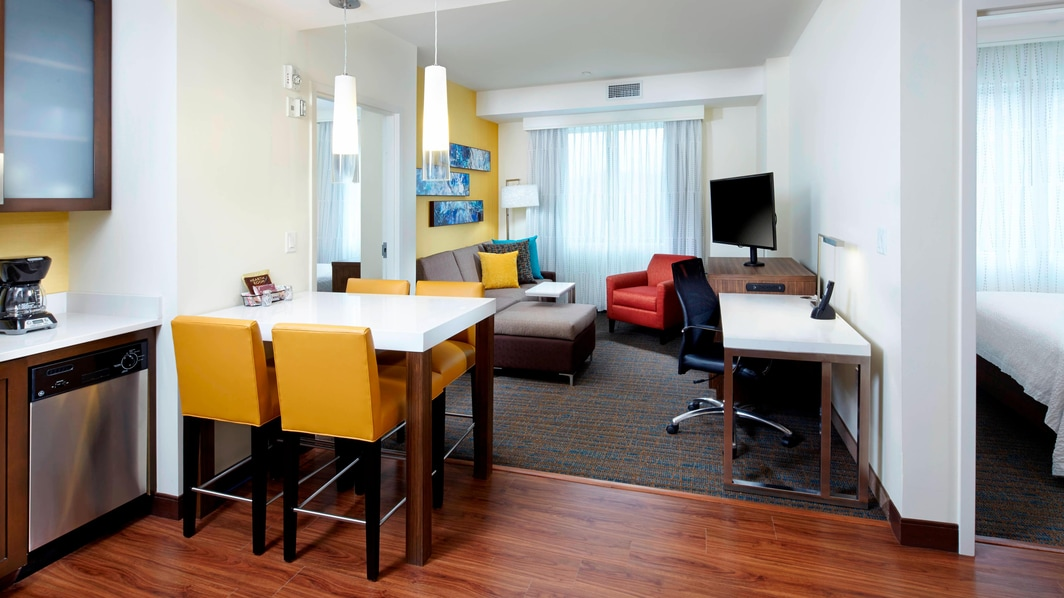Two Bedroom Suite Secaucus Hotel