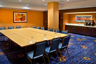 Meeting Room- Conference Set Up