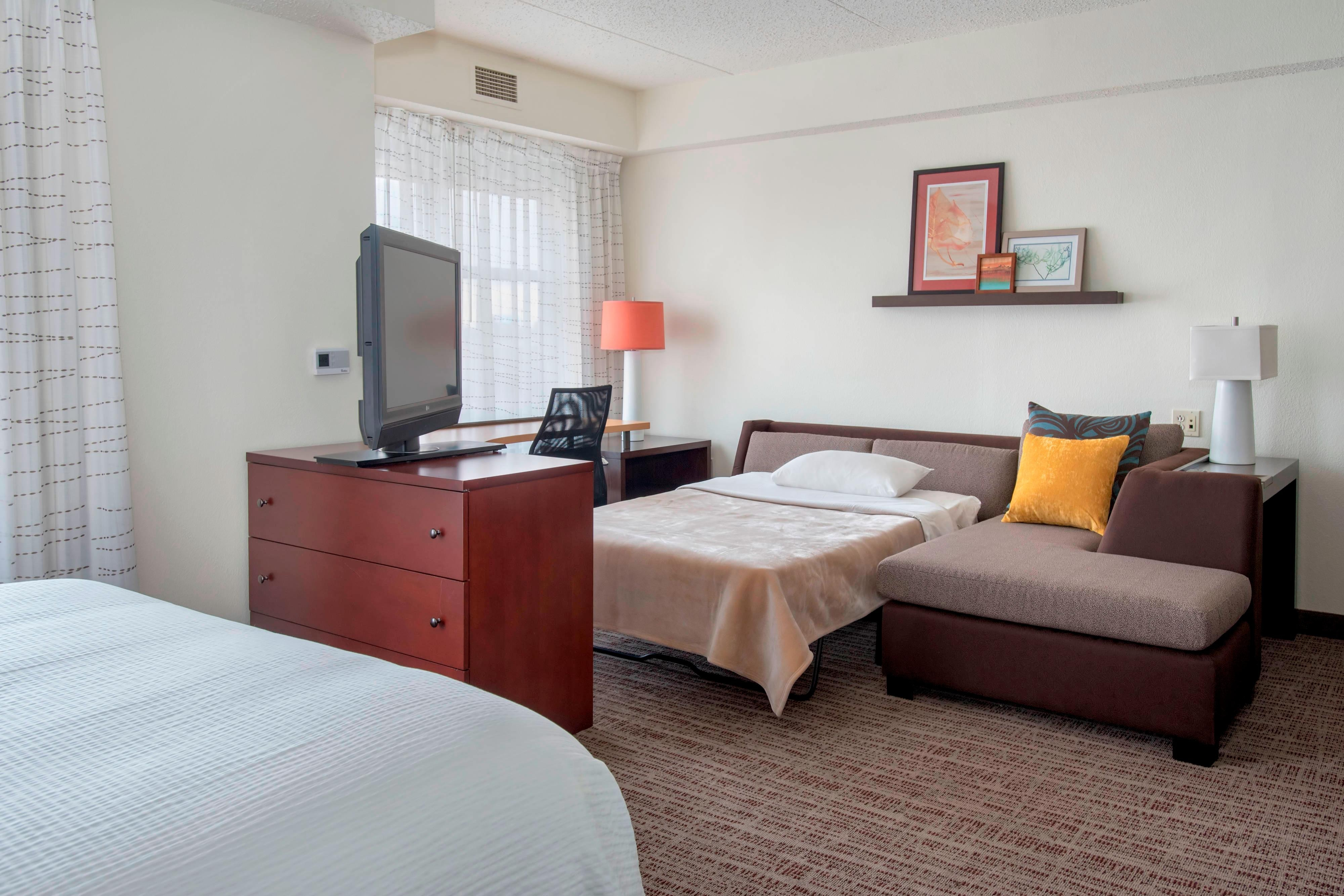 Newly Renovated. Larger Suite ...