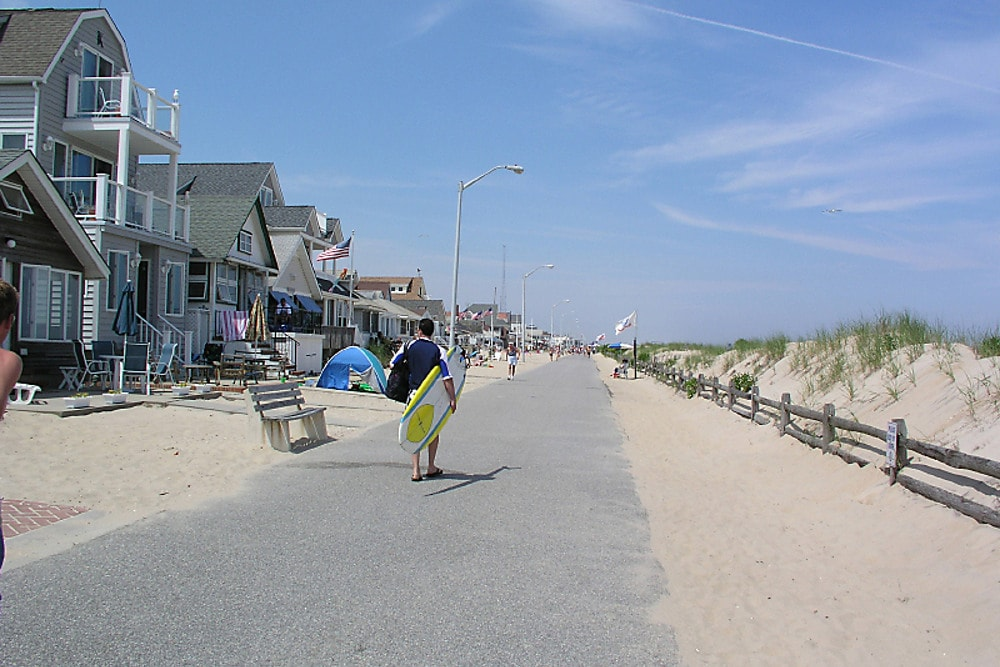 New Jersey Shore