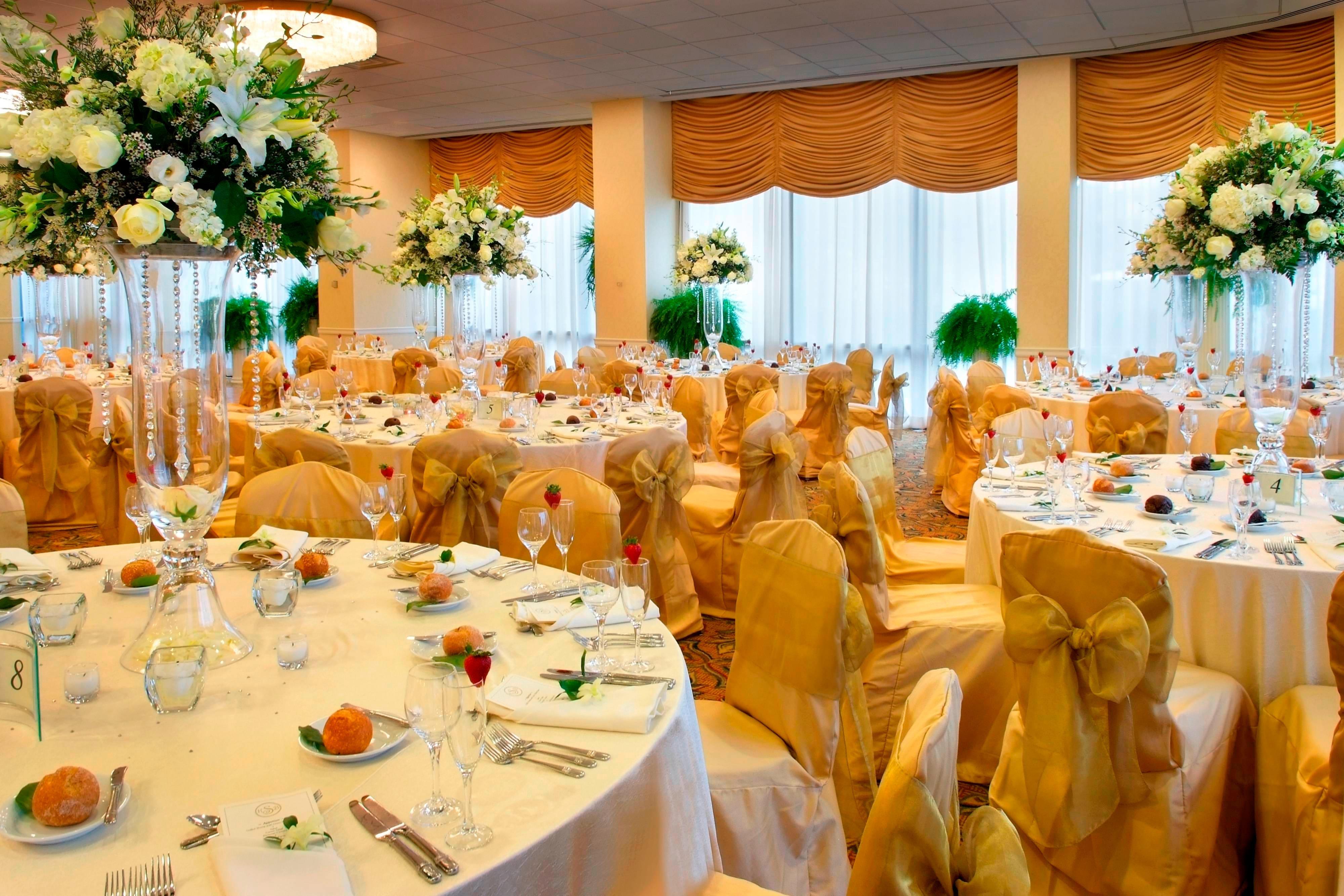Manhattan Event Room Teaneck Marriott