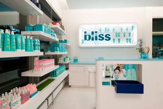 Bliss Spa - Check In