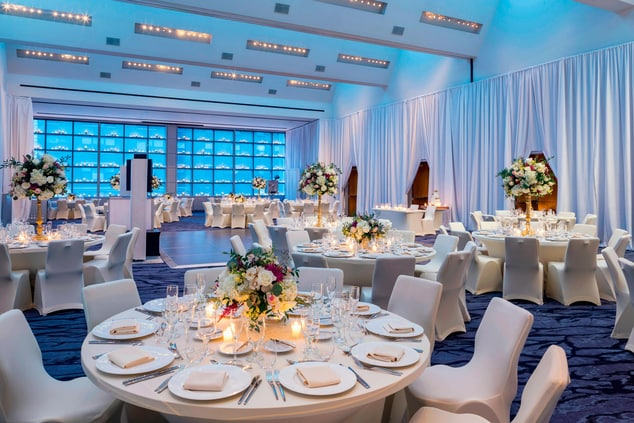 Great Room - Wedding Reception
