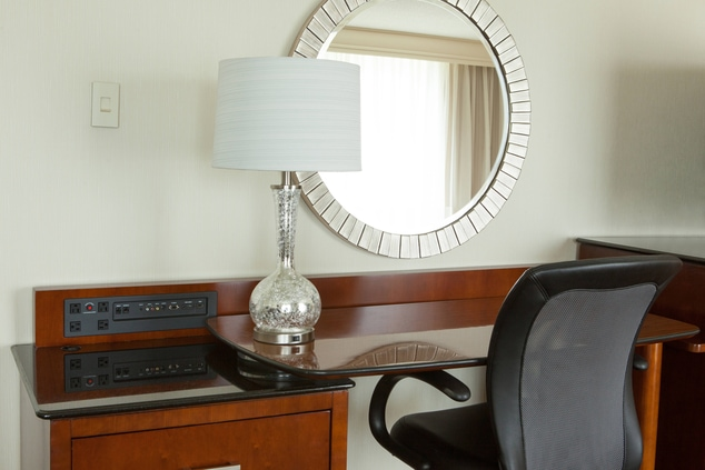 East Hanover NJ guest room