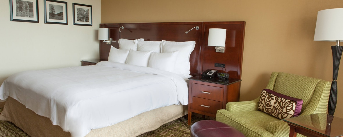 Morristown NJ guest rooms