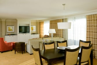 Hotel suite in Whippany NJ