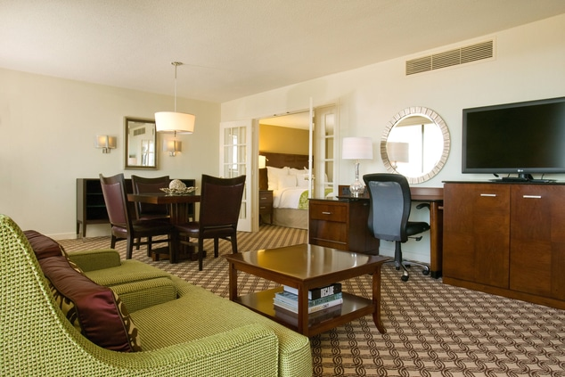 Guest suite East Hanover NJ