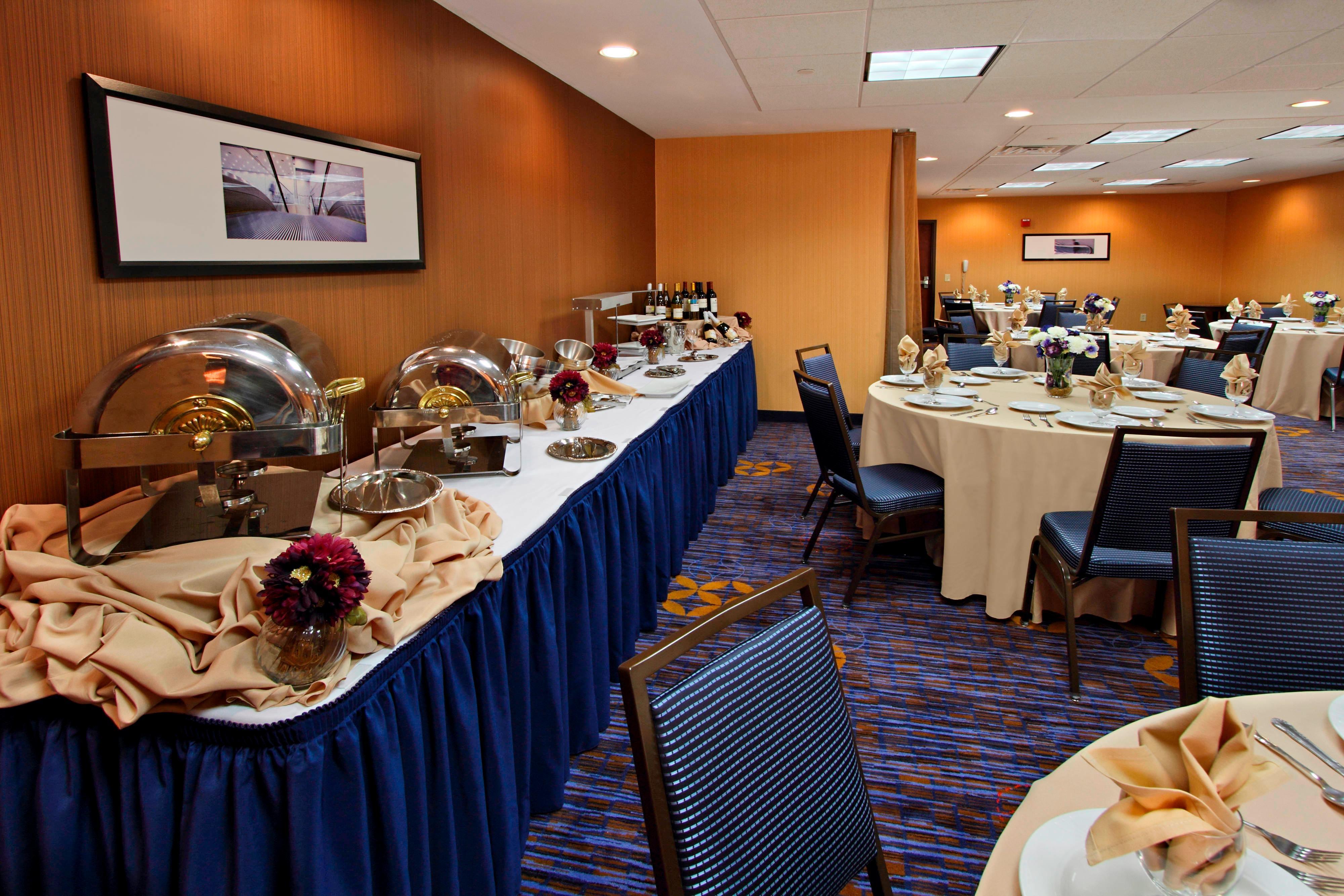 Rockaway NJ Hotel Banquets