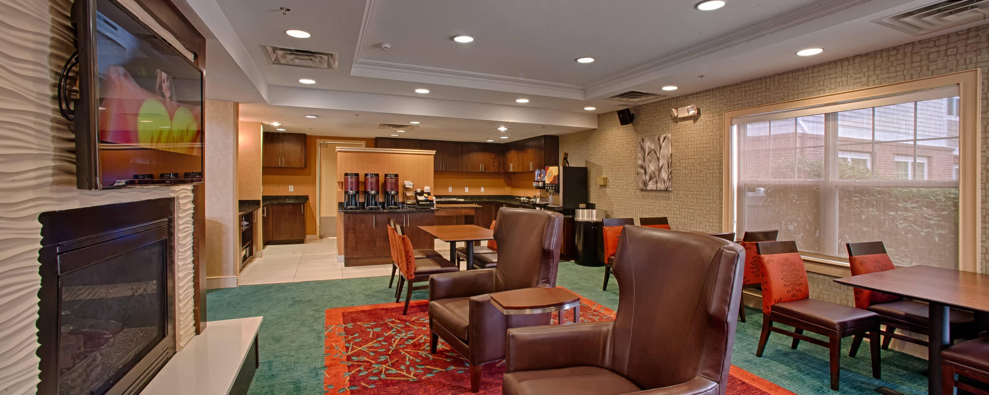 Extended-Stay Hotels in Neptune, NJ | Residence Inn Neptune at ...