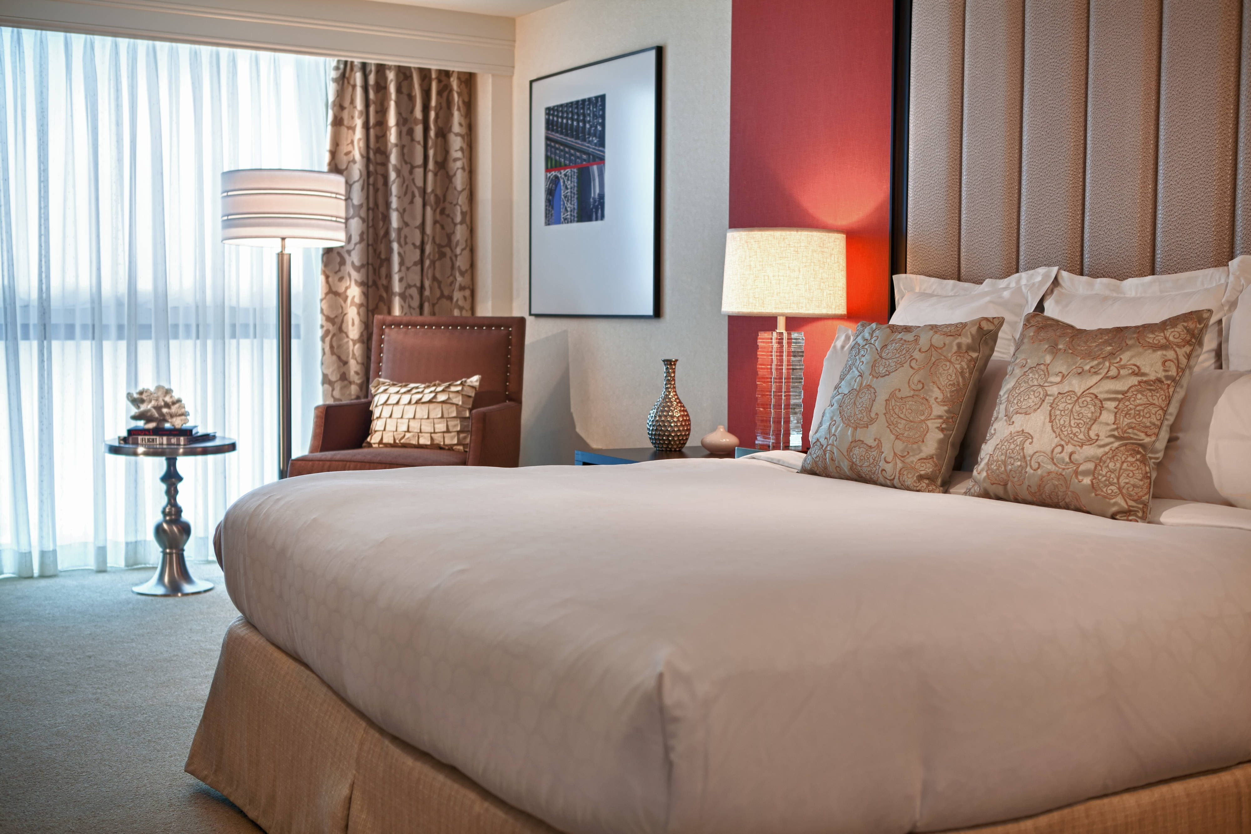 Newark airport hotel presidential suite