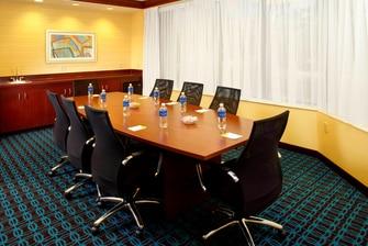 Boardroom Fairfield Inn Parsippany